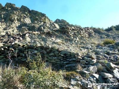 Pico Somosierra, Gran Recorrido GR88; senderismo en la comunidad de madrid;excursiones programadas